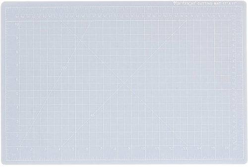 "Dahle Vantage Clear Cutting Mat: 9"" x 12"""