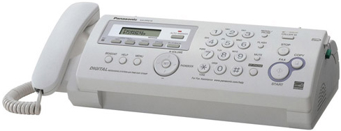 Panasonic KXFP215 Thermal Fax, Copier, Phone