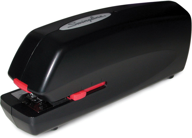 Swingline 48200 Portable Electric/Battery Stapler