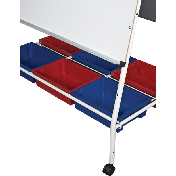 Best-Rite Mobile Lap Board Teacher Easel: Optional Extra Panel, Set of 4