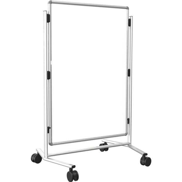 Best-Rite Modifier XV Height Adjustable Easel: Dura-Rite, Silver